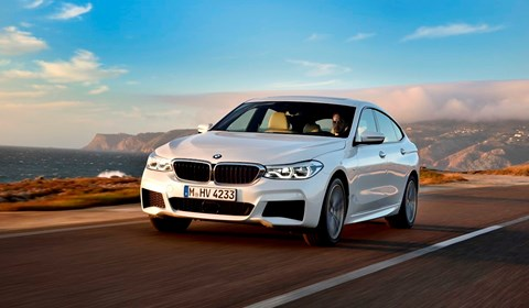 BMW 6 Series GT: Much the same but much more