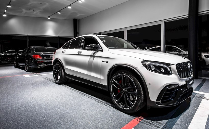 Photo / Mercedes-Benz New Zealand