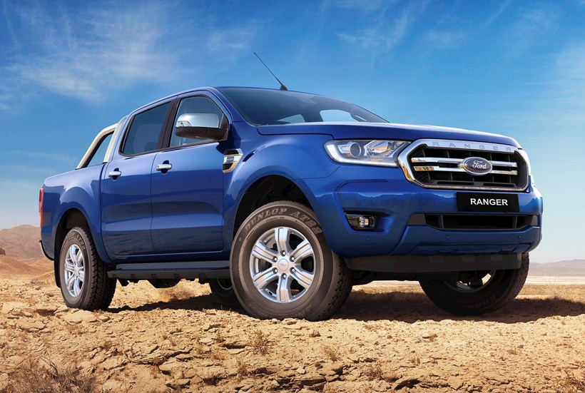 Ford Ranger retains its top selling spot in June. Photo / File