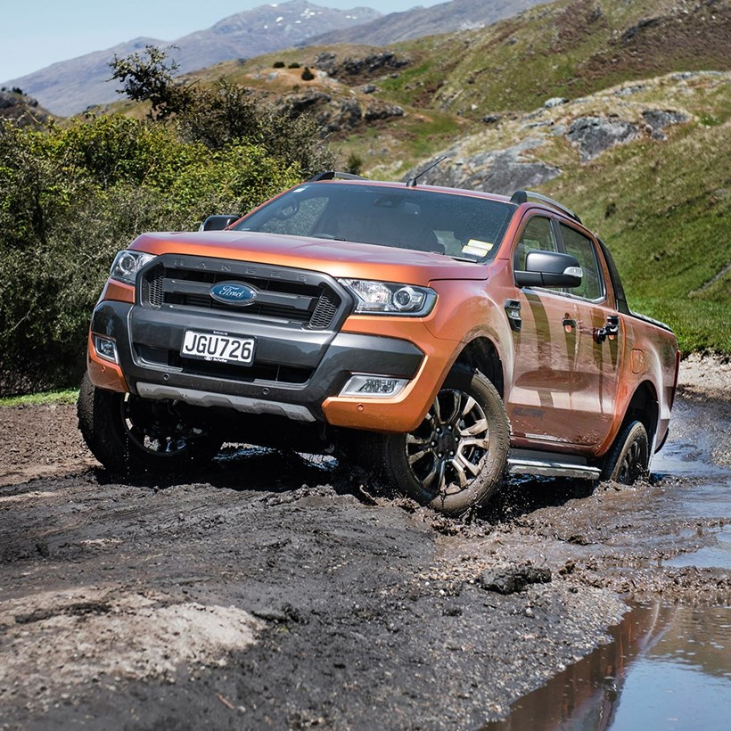 The Ford Ranger is New Zealand's best-selling vehicle after four months of 2018. Photo / Supplied