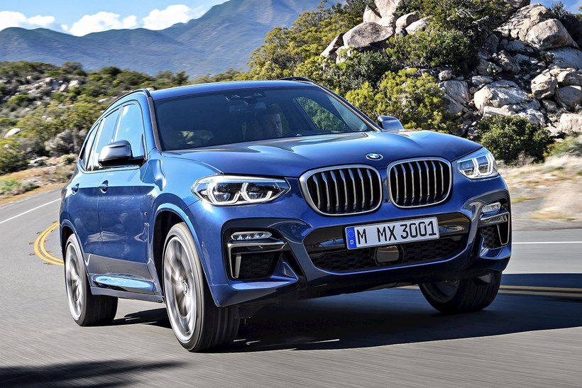 BMW X3 line-up boosted with 680Nm M Performance diesel