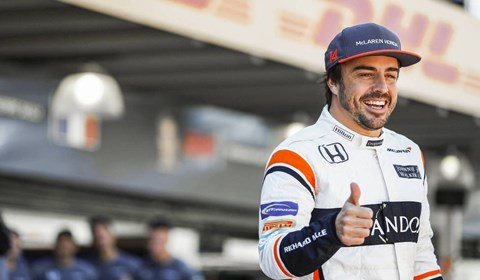 Fernando Alonso announces he will leave F1 at the end of 2018