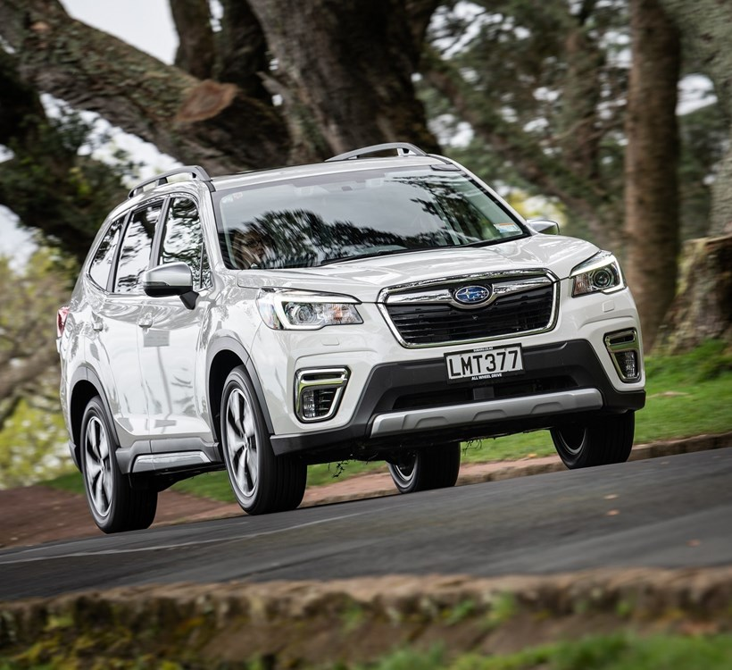 Subaru Forester Premium. Photos / Ted Baghurst