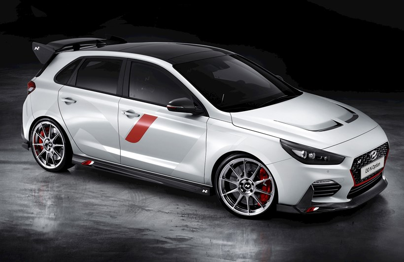 Hyundai 'N Option' premieres 25 new customisation options that could soon be available. Photos / Hyundai Motorsport