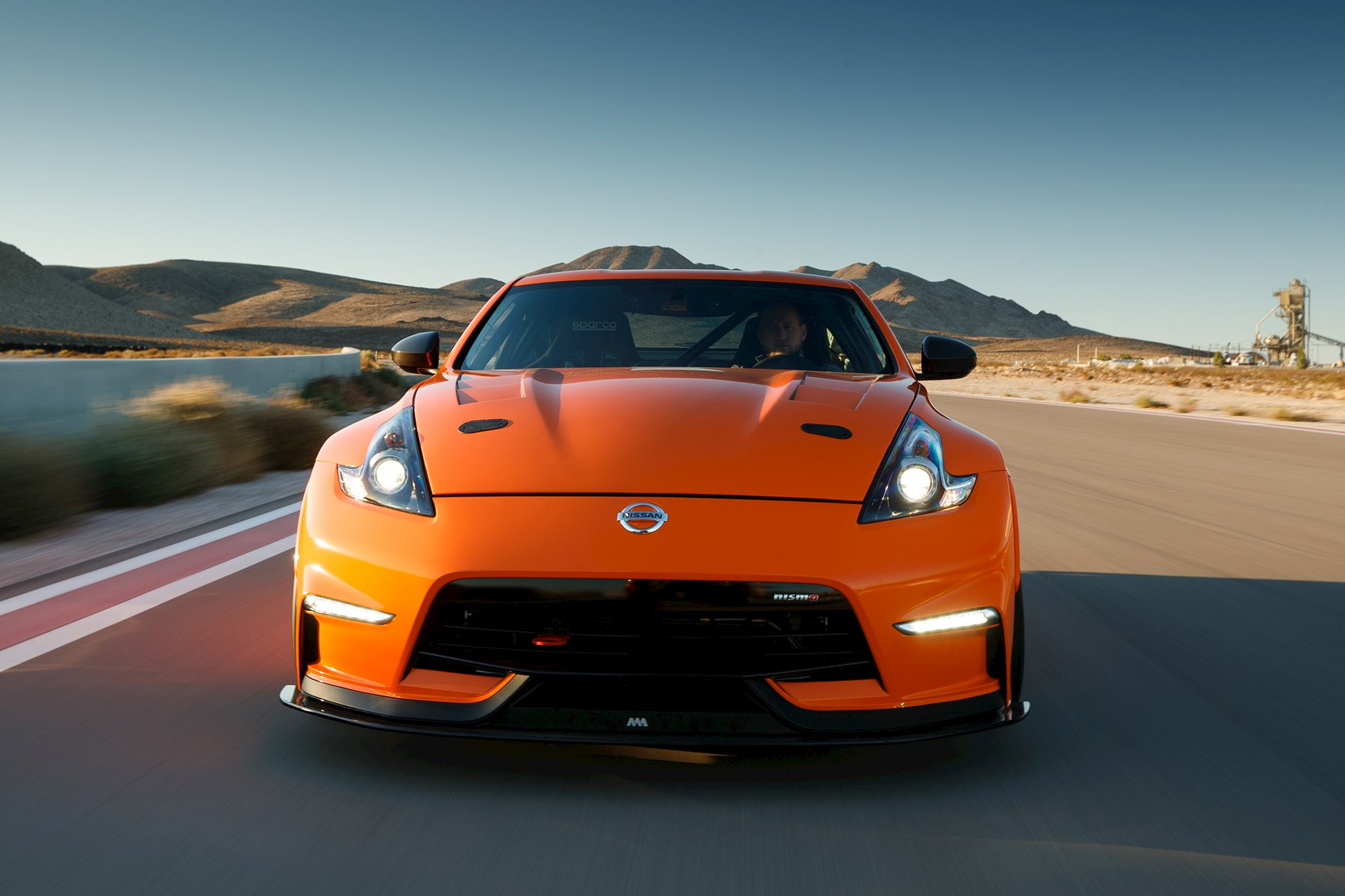Modified Nissan 370Z Nismo concept 'may appear' in