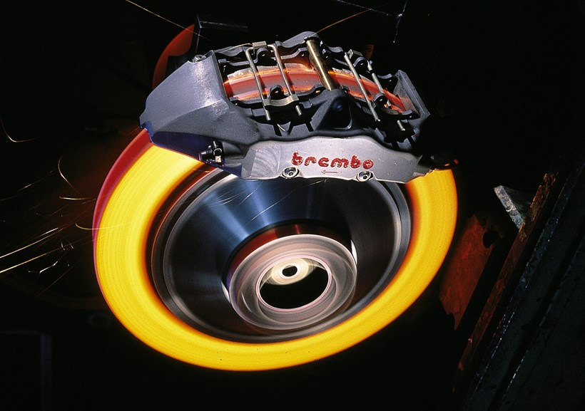 Brake pads can vary based on the quality and brand of the product used. Photo / Supplied
