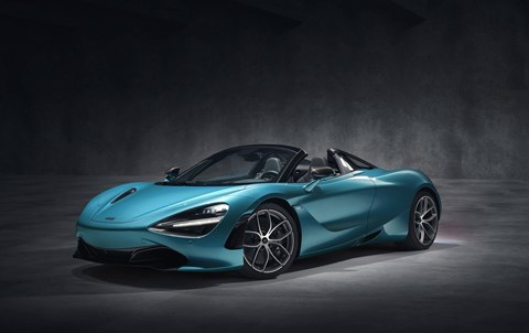 Take the top off: 2019 McLaren 720S Spider revealed