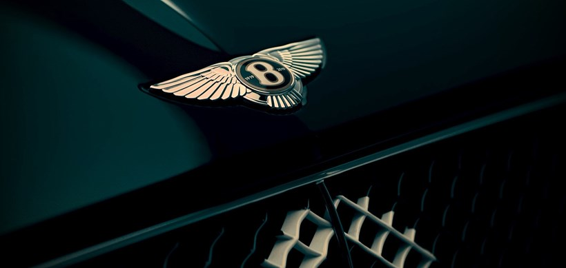 Bentley is teasing a special anniversary edition to be unveiled soon. Picture/Supplied