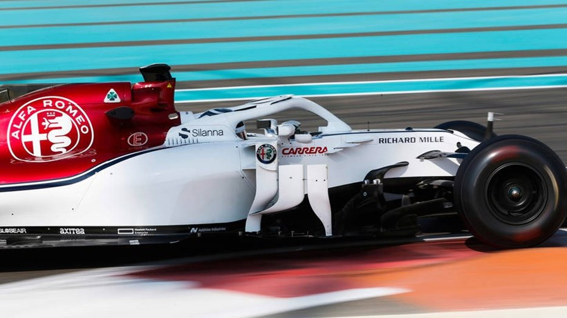 The Formula 1 team formally known as Sauber, had a promising 2018 season. Photos / Supplied